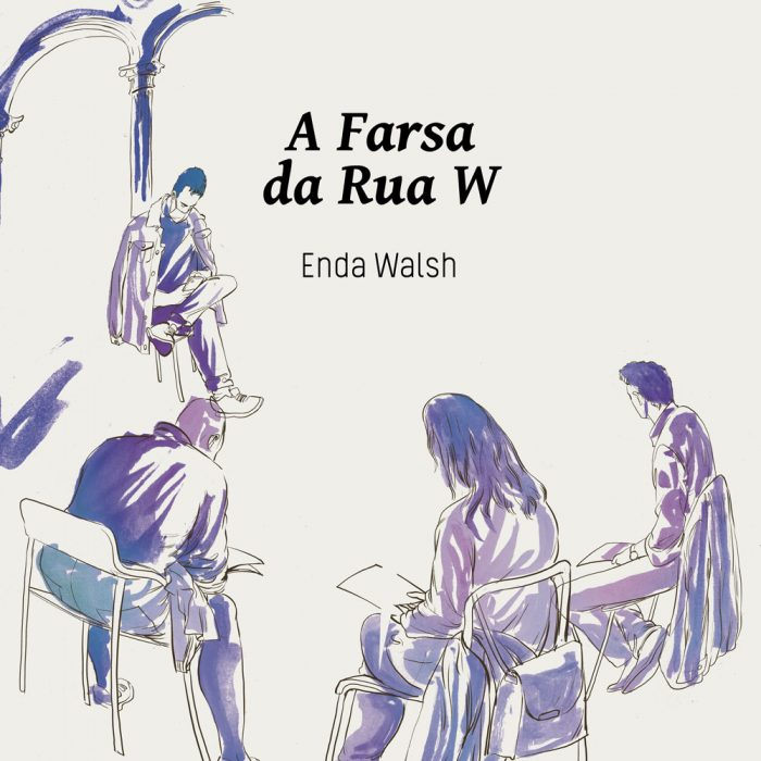 Clube de Leitura de Peças de Teatro: Enda Walsh