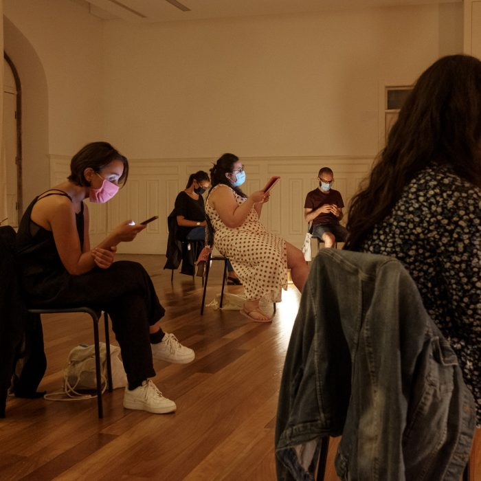 Clube de Leitura de Peças de Teatro: Sarah Kane