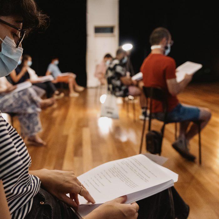 Clube de Leitura de Peças de Teatro: Alexandr Galine