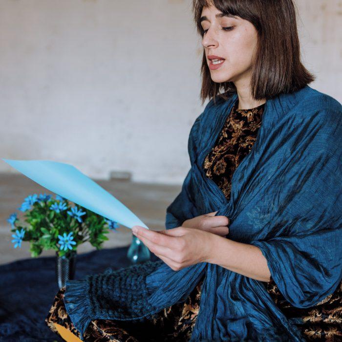 """Recital de Poesia: """"Ocupamos lugares transparentes"""""""