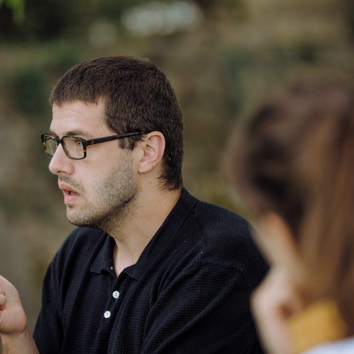 O Princípio de um Espectáculo com Miguel Ramos e Rosário Melo