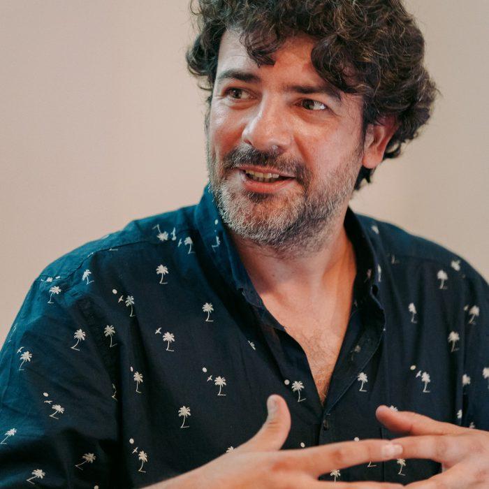 O Princípio de um Espectáculo com Cristóvão Cunha