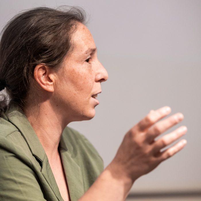 O Princípio de um Espectáculo com Maria João Rochete